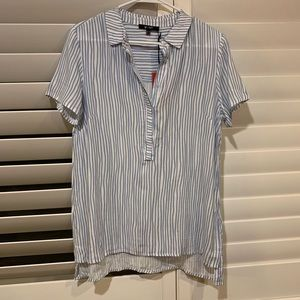 NWT Yest Striped Shirt